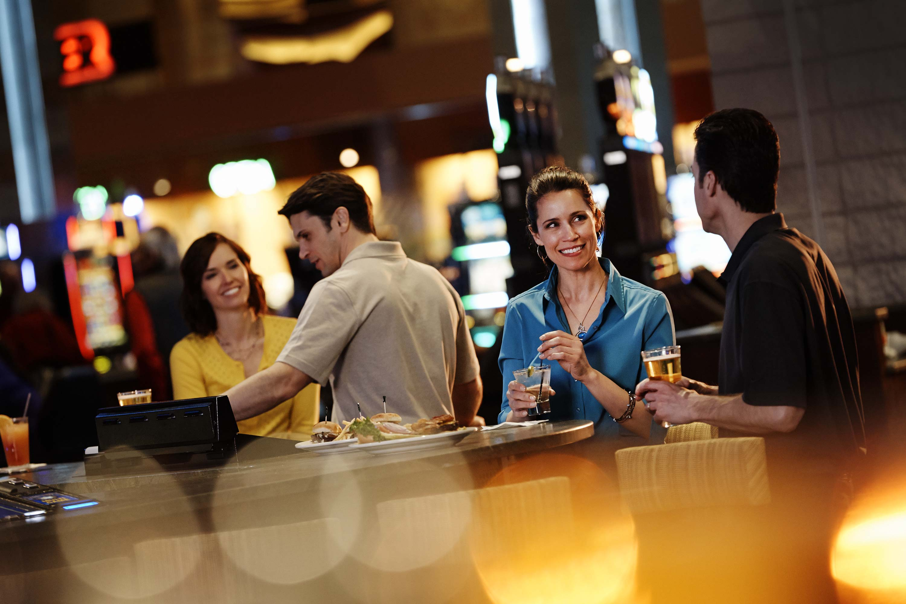 John Nienhuis | Wisconsin Casino & Gaming Photographer | Advertising  Photography