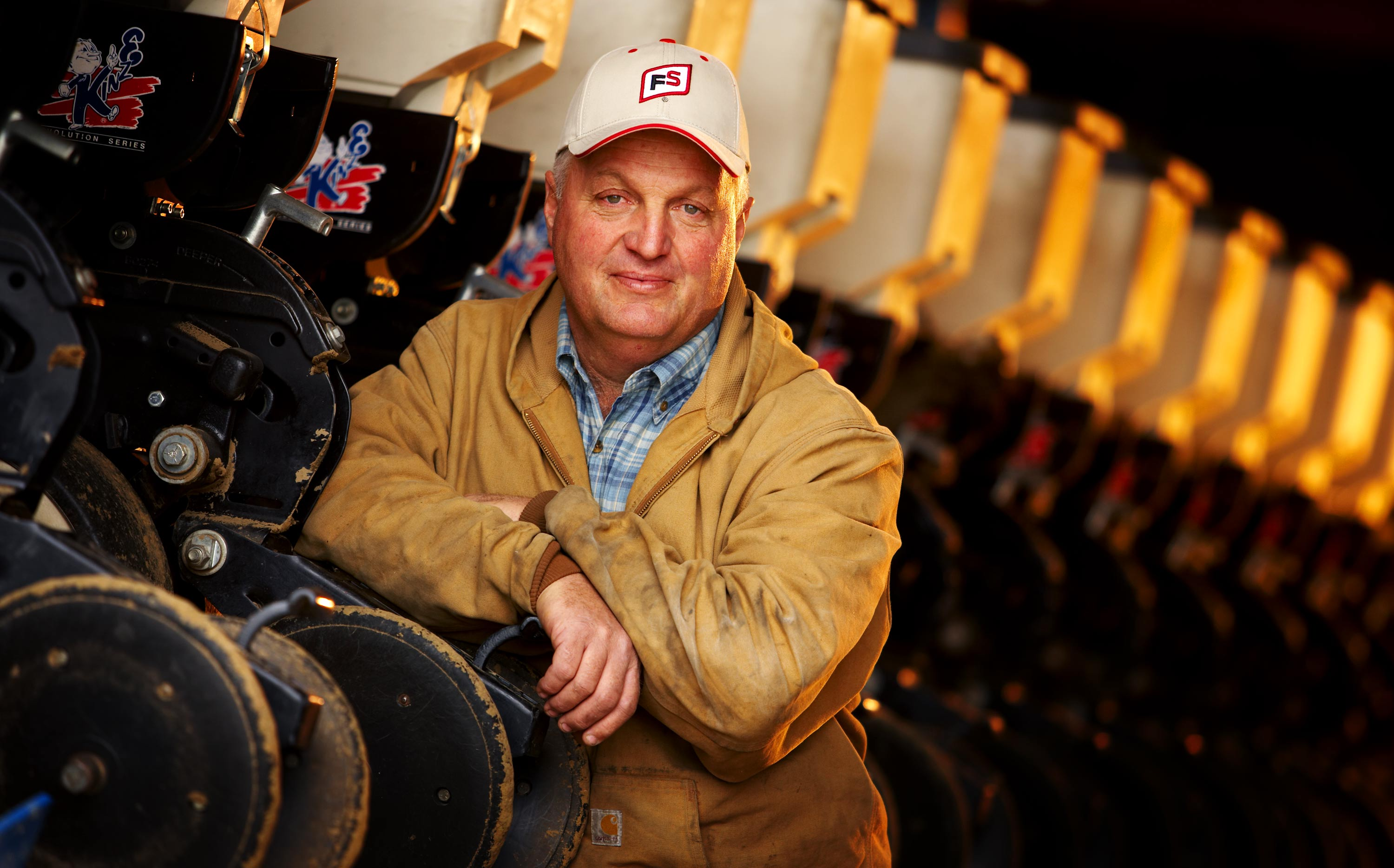 John Nienhuis | Agriculture & Farm Life Photographer | Wisconsin & Midwest Corporate Photography